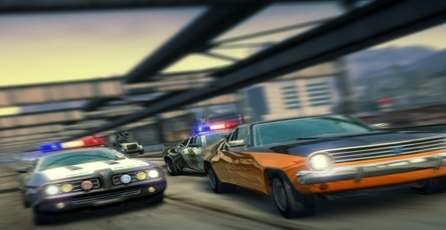 Burnout Paradise: The Ultimate Box: Policías y ladrones