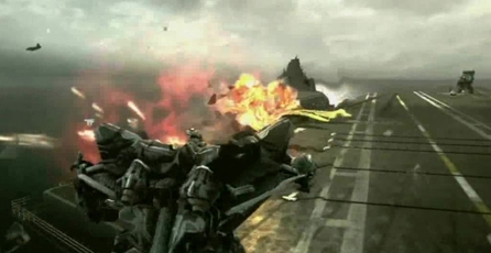 Transformers: Revenge of the Fallen: Transformate