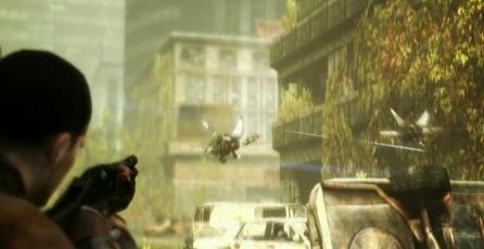 Terminator Salvation: Enemigos aéreos