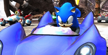 Sonic & Sega All-Stars Racing: En sus marcas...