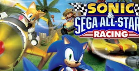 Sonic & Sega All-Stars Racing: Sonic & SEGA All-Stars Racing