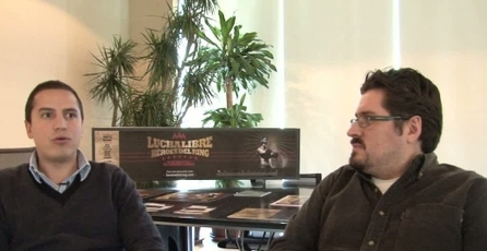 Lucha Libre AAA: Heroes Del Ring: Entrevista con Federico Beyer