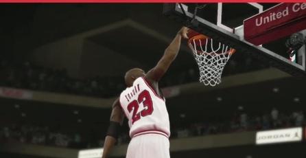 NBA 2K11: Jordan