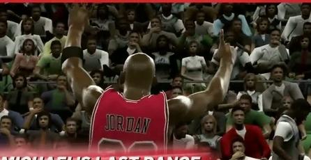 NBA 2K11: Grandes momentos