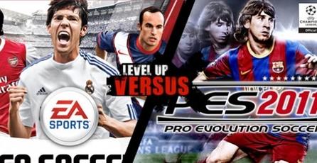 Pro Evolution Soccer 2011: Versus