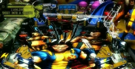 Marvel Pinball: Video Review