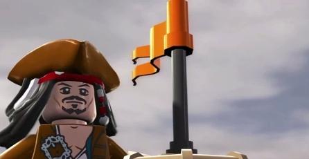 LEGO Pirates of the Caribbean: The Video Game: Jack está de vuelta