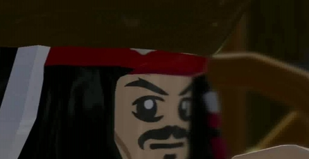 LEGO Pirates of the Caribbean: The Video Game: El Perla Negra