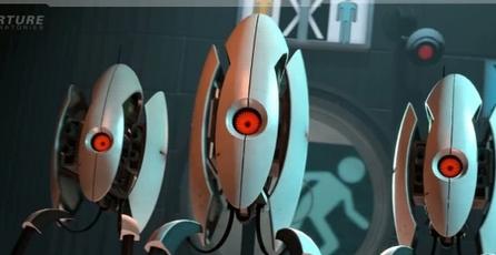Portal 2: Torretas