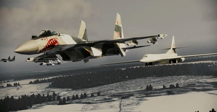 Ace Combat : Assault Horizon: E3 Trailer