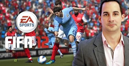 FIFA 12: Entrevista a Sam Cooper