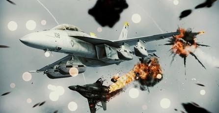 Ace Combat : Assault Horizon: Comercial