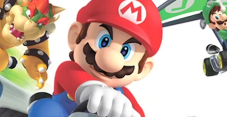 Mario Kart 7: En sus marcas...