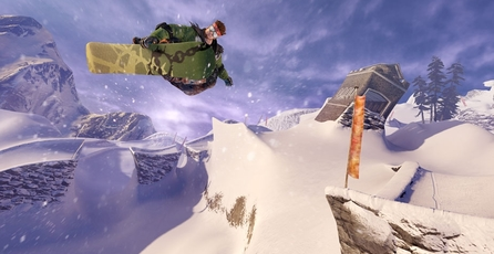 SSX: Himalayas Gameplay