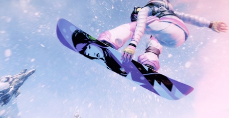 SSX: Alps Gameplay