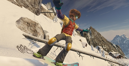 SSX: Descarga la demo