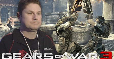 Gears of War 3: Forces of Nature: Entrevista con Chris Wynn