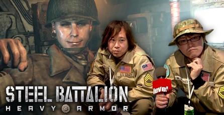 Steel Battalion: Heavy Armor: Entrevista con Tatsuya Kitabayashi y Kenji Kataoka