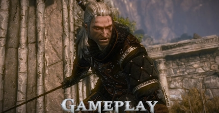 The Witcher 2: Assassins of Kings: Gameplay