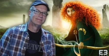 Brave: Entrevista con Steve Purcell