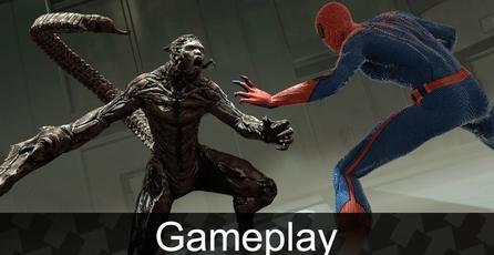 The Amazing Spider-Man: Gameplay