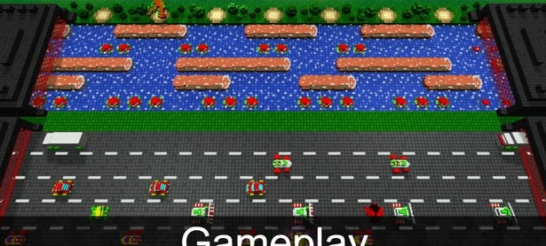 Frogger: Hyper Arcade Edition: Gameplay