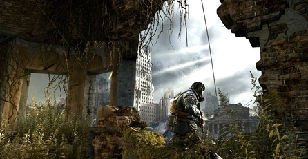 Metro: Last Light: Gameplay de E3 2012