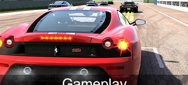 Test Drive: Ferrari Racing Legends: Gameplay