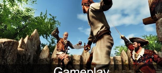 Risen 2: Dark Waters: Gameplay