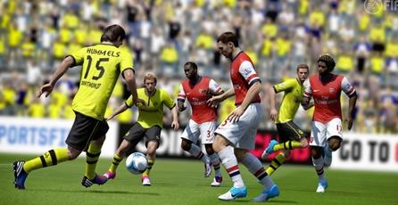 FIFA Soccer 13: Descarga el demo
