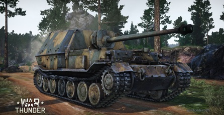 War Thunder - Mejor simulación