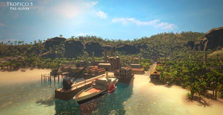 Tropico 5 - Post gamescom