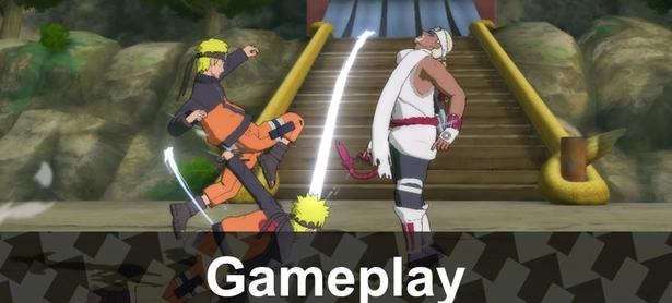 Naruto Shippuden: Ultimate Ninja Storm 3: Gameplay