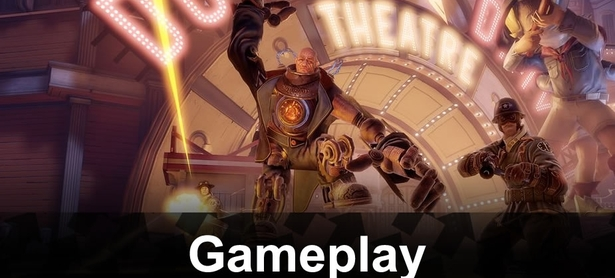 BioShock Infinite: Clash in the Clouds: Gameplay