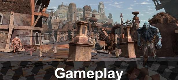 Zeno Clash II: Gameplay