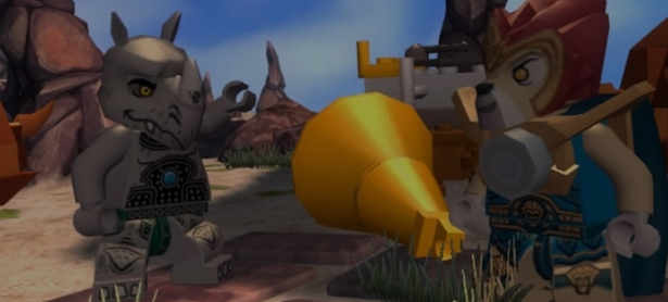 LEGO Legends of Chima: Laval\'s Journey: Trailer de lanzamiento