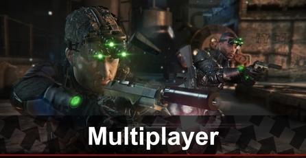 Tom Clancy´s Splinter Cell: Blacklist: Gameplay (multiplayer)