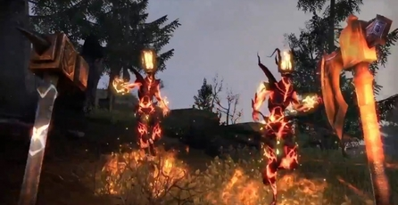 The Elder Scrolls Online: The Flame Atronach