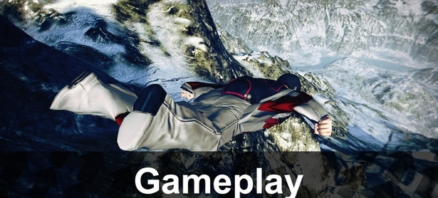 Skydive: Proximity Flight: Gameplay