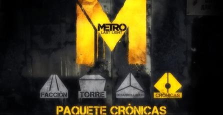 Metro: Last Light: Paquete Crónicas