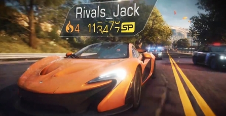 Need for Speed: Rivals: All Drive