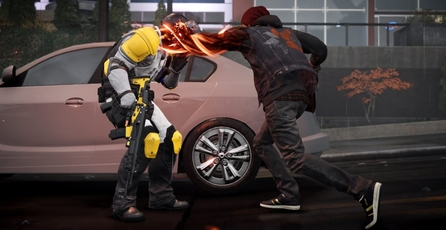 inFAMOUS: Second Son: Controles