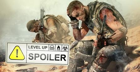 Spoiler: Spec Ops: The Line