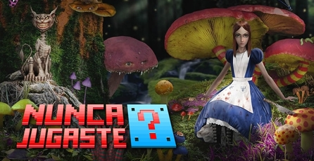 Nunca jugaste: American McGee's Alice