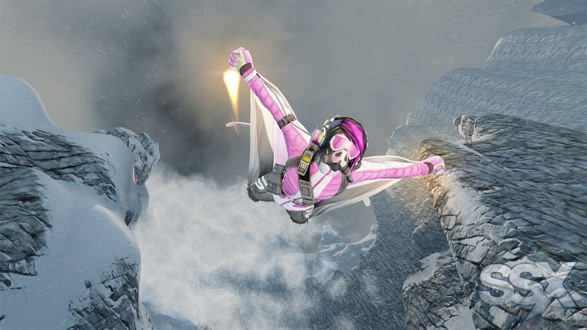 No hay nada más emocionante que bajar una pendiente a gran velocidad que dar un salto kilométrico y volar por unos instantes
