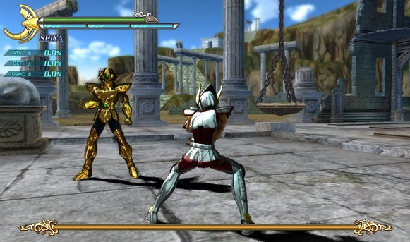 Cada Caballero Dorado tiene una técnica distinta y no los puedes vencer a todos de la misma manera