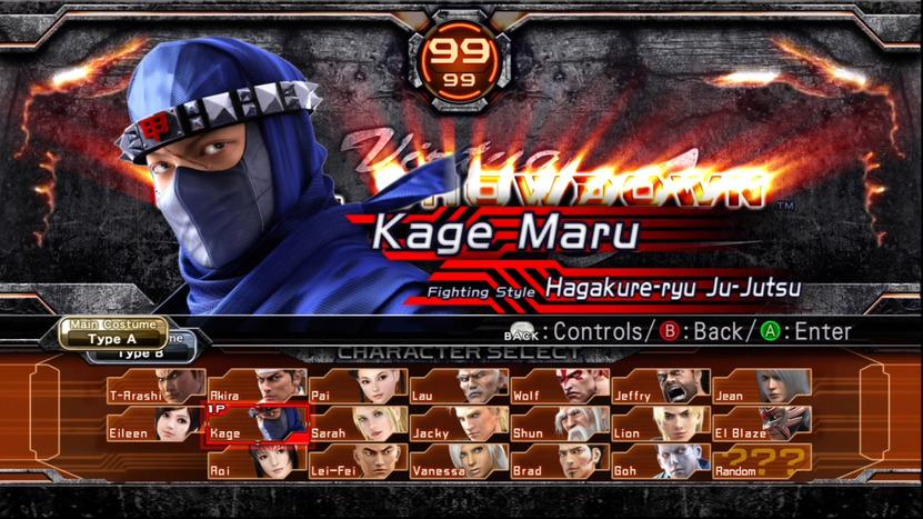 Cada peleador practica un arte marcial diferente