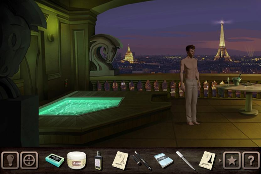 El juego está basado en investigar escenarios para descubrir pistas y objetos que te permitan resolver diversos acertijos para continuar la historia