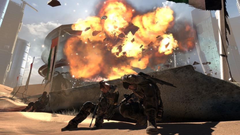 El juego cuenta con un alto nivel de destructibilidad, lo que afecta profundamente la mecánica de cobertura