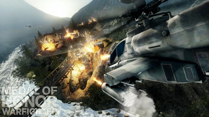 De vez en cuando los helicópteros hacen acto de presencia tanto en la campaña como en el multiplayer, pero en general, esta es una aventura de infantería